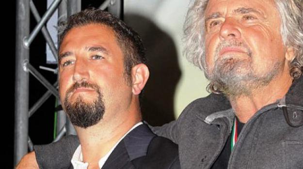 m5s, Beppe Grillo, Giampiero Trizzino, Giancarlo Cancelleri, Giorgio Trizzino, Giuseppe Conte, Sicilia, Politica