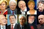 Quirinale, i dieci candidati del Movimento 5 Stelle