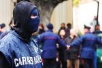 Blitz antidroga ad Adrano: 28 arresti