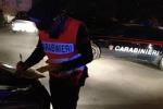 Alcamo e la movida, giro di vite dei carabinieri