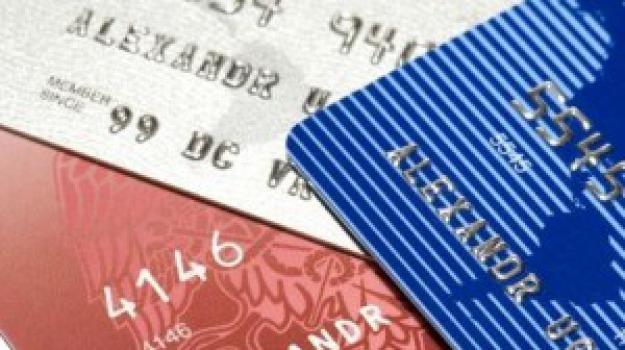 carte di credito, denuncia, polizia, Caltanissetta, Cronaca