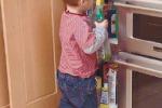 Pericoli per i bimbi negli appartamenti Boom di prodotti contro gli incidenti