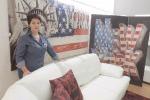 Abbellire le pareti con le stampe Vincono paesaggi e colori neutri