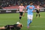 Cavani segna ancora, Palermo ko al San Paolo