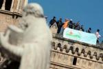 Palermo, i cenciaioli occupano il municipio