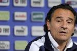 """Balotelli per battere la Germania, Prandelli: """"Le critiche gli hanno fatto bene"""""""