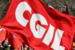 Alcamo, Cgil in piazza per il diritto al lavoro