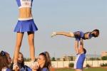 Pon-pon e acrobazie sbarcano in Sicilia: ecco il cheerleading