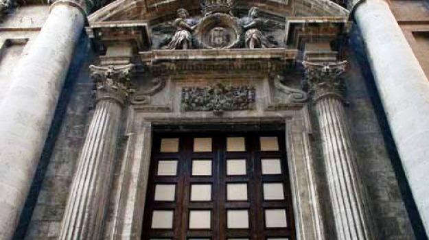 chiesa collegio chiusa, chiesa Collegio Ortigia, lavori chiesa Collegio, vincenzo vinciullo, Siracusa, Cronaca