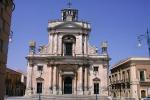 Chiesa Madre di Rosolini, paura per il crollo di un ornamento