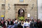 Piazza Armerina, crolla un infisso dalla facciata della chiesa: paura tra i fedeli prima della messa