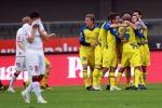 Serie A, il Chievo batte il Livorno e si salva