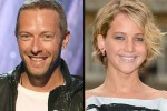 Chris Martin e Jennifer Lawrence, cena romantica a Los Angeles