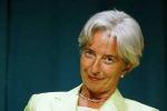 Lagarde: manovra nella direzione giusta