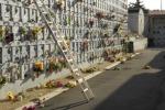 Trabia, cimitero devastato dai vandali