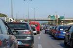 Siracusa-Gela, l'autostrada è un cantiere: lunghe code e caos