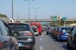 Incidente in autostrada all'altezza di Sferracavallo, un ferito: traffico bloccato