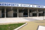 Comiso, aeroporto operativo dal 30 maggio