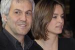 """Dopo Sanremo l'entourage conferma i """"rumors"""": """"Kasia Smutniak è incinta di Domenico Procacci"""""""