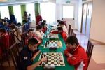 Tra scacchi e volley, piccoli atleti a caccia di gloria alle Convittiadi