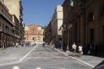 Caltanissetta, isola pedonale nel centro storico: commercianti divisi fra favorevoli e contrari