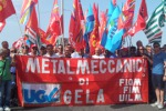 Eni di Gela, operai a Roma contro la chiusura della raffineria