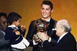 Cristiano Ronaldo interrompe l'egemonia di Messi: il Pallone d'oro è suo