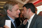 """Pd, Renzi a Cuperlo: """"Rispetto la tua scelta e so che ripartiremo insieme"""""""