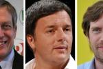 """Primarie Pd, diretta spoglio sul sito di Renzi: """"Siamo al 70%"""""""
