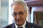 D'Asero al Giornale di Sicilia: per eliminare gli sprechi alla Regione serve un fronte comune