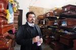 Palermo, ai Rotoli cremazioni ferme