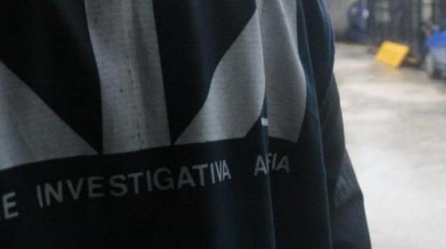 Dia, sequestro, traffico di droga, Siracusa, Cronaca