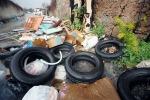 Allarme rifiuti nel Camarinense: proliferano le discariche abusive