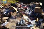Discariche di eternit da bonificare a Marsala: scatta la campagna del Comune