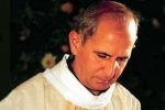 La vita di don Pino arriva a Bruxelles Romeo: «Era il Vangelo incarnato»