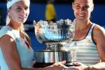 Tennis, Flavia illumina Melbourne