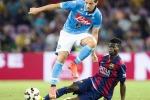 Napoli in forma Champions, steso il Barcellona