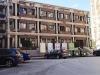 Blitz nell'ex tribunale di Siracusa, in fuga cinque senzatetto