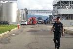 Esplode silos in una fabbrica di Lamezia Terme: due morti e un ferito grave