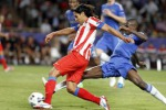 Falcao affonda il Chelsea: Supercoppa all'Atletico Madrid