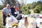 Palermo, la Favorita ripulita dopo il pic-nic