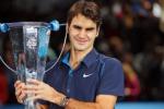 Federer trionfa a Londra ed è record