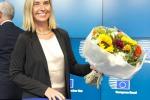 Mogherini lady Pesc, parte il toto nomine per la Farnesina
