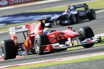 F1, test a Barcellona: Massa secondo