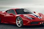 A Francoforte la Ferrari 458 Speciale Oltre 600 cv e il V8 più potente di sempre
