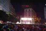 Ventimila persone al Politeama per il Revolution Day con Battiato