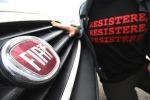 Termini, operai Fiat bloccano l'autostrada