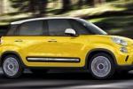 Arriva sul mercato la Fiat 500L Trekking