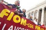 Operai Fiat, venerdì manifestazione a Palermo