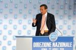 Dalla Sicilia Fini difende i magistrati italiani
